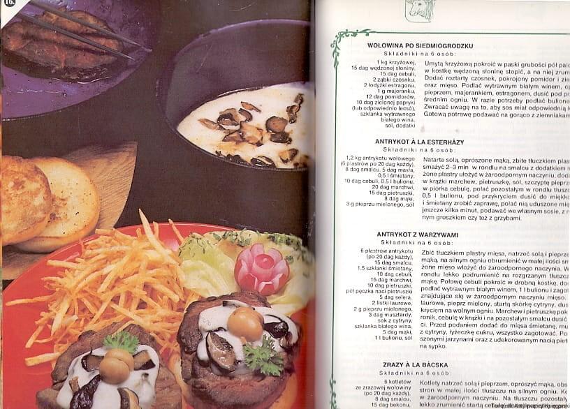 Kuchnia Naszych Przyjaciół Przepisy Kuchni Węgierskiej Tolnai Kalman