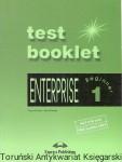Enterprise 1 Beginner Test Booklet / Virginia Evans, Jenny Dooley