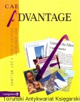 CAE Advantage / Roy Kingsbury, Felicity O'Dell, Guy Wellman