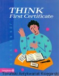Think First Certificate / Jon Naunton