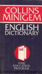 Collins Minigem : English Dictionary / Patrick Hanks (red.)