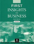 First Insights into Business : Workbook / Kevin Manton