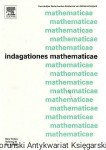 Indagationes mathematica New Series Volume 19 No. 4, 2008