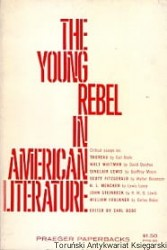 The Young Rebel in American Literature, Bode, Carl