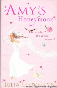 Amy's Honeymoon / Julia Llewellyn