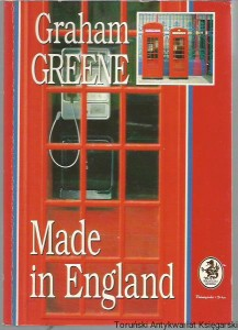 Made in England / Graham Greene