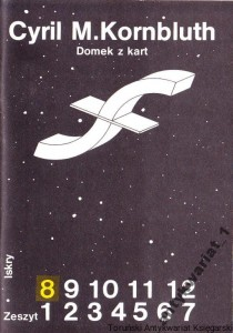 Domek z kart / Cyril M. Kornbluth