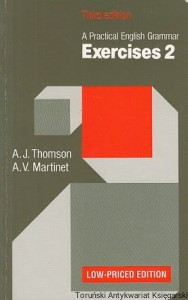 A Practical English Grammer Exercises 2 / A. J. Thomson, A. V. Martinet