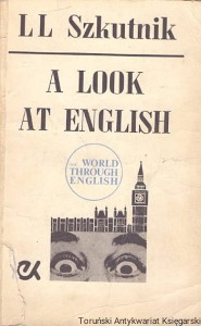 A look at English / L. L. Szkutnik