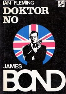 Doktor No / Ian Fleming [cykl James Bond]