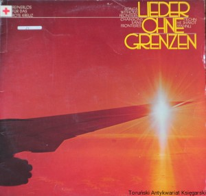 Songs without frontiers / Lieder Ohne grenzen