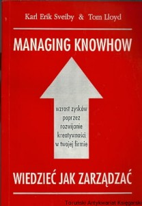Managing knowhow / Karl Erik Svelby, Tom Lloyd