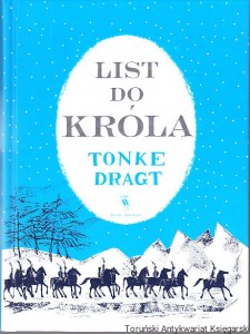 List do króla / Tonke Dragt