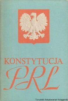 15099b4e59b98 Konstytucja Polskiej Rzeczypospolitej Ludowej   Uchwalona przez Sejm  Ustawodawczy w dniu 22 lipca 1952 r.   brak autora