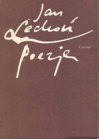 Poezje Jan Lechoń