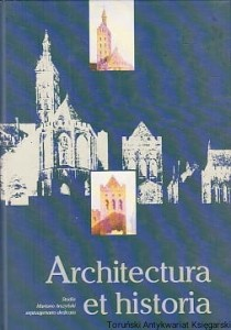 Architectura et historia / Michał Woźniak (red.)