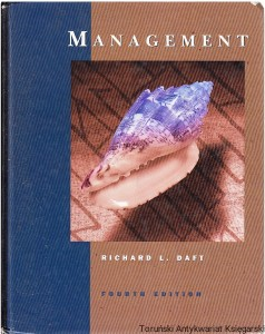 Management / Richard L. Daft