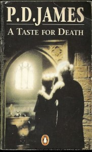 A Taste for Death / P. D. James