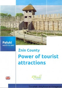 Żnin County Power of tourist attractions / Brak autora