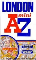 London mini AZ / Brak autora