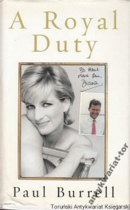 A Royal Duty / Paul Burrell