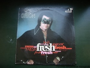 LP Fresh / Orion 1983