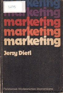 Marketing / Jerzy Dietl