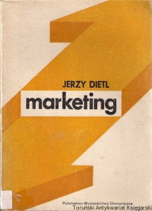 Marketing  / Jerzy Dietl (wyd. III)