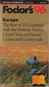 Fodor's 96 : Europe, The Best of 31 Countries with the Historic Towns, Great Cities and Scnic Coasts and Countryside / Linda Cabasin (red.)