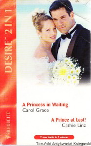 A Princess in Waiting / Carol Grace